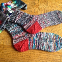 Sock Blank Finished Objects